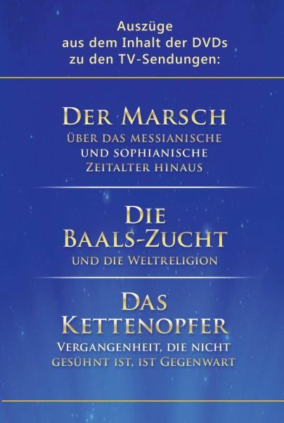 Text-Auszüge aus: Der Marsch Die Baals-Zucht Das Kettenopfer