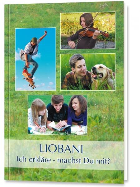 eBook - Liobani: Ich erkläre - machst du mit?