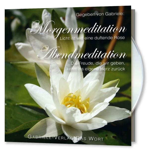 Morgen- und Abendmeditation