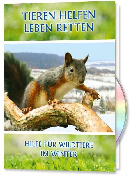 Tieren Helfen - Leben Retten. Hilfe für Wildtiere im Winter