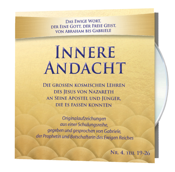 Hörbuch Innere Andacht Nr. 4
