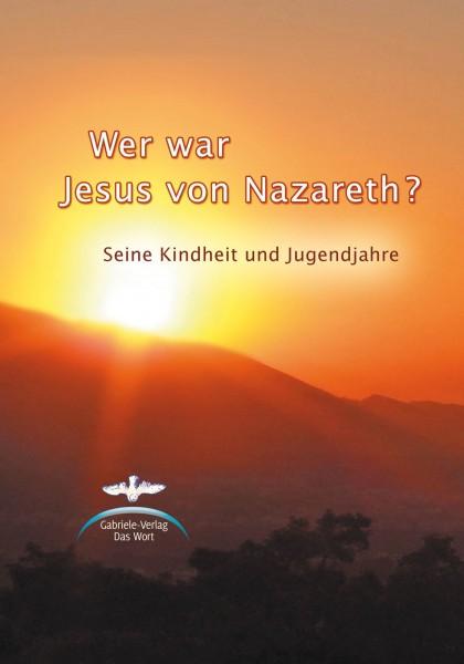 eBook - Wer war Jesus von Nazareth?