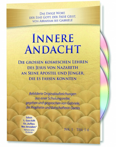 Innere Andacht Nr.1 - DVD-Box