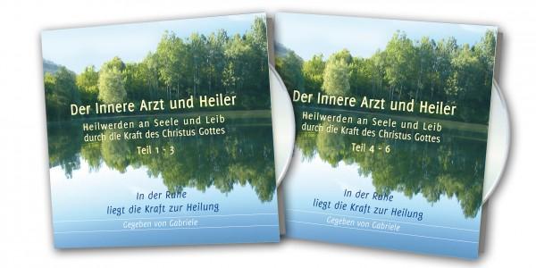 2 CD-Boxen: Der Innere Arzt und Heiler.
