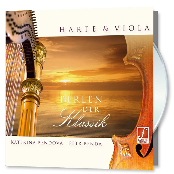 Harfe & Viola - Perlen der Klassik