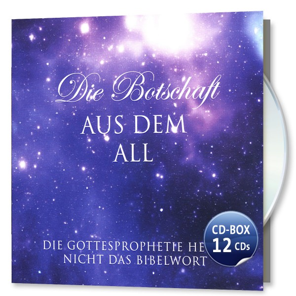 Die Botschaft aus dem All - CD Box