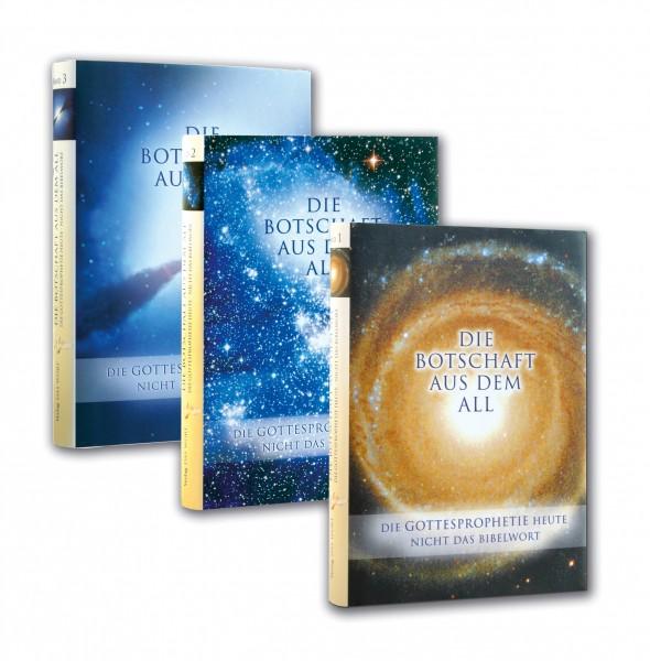 Die Botschaft aus dem All - Set Bände 1, 2 & 3