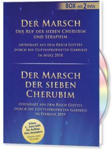 Der Marsch Der Ruf der sieben Cherubim und Seraphim &Der Marsch der sieben Cherubim