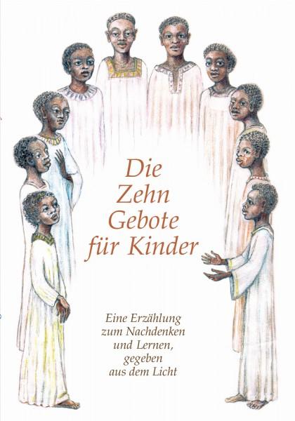 eBook - Die Zehn Gebote für Kinder