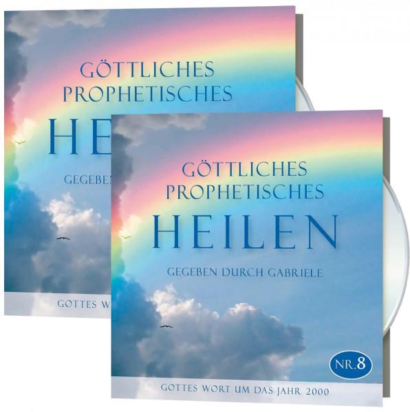 Göttliches Prophetisches Heilen. Angebot 2 CD-Boxen