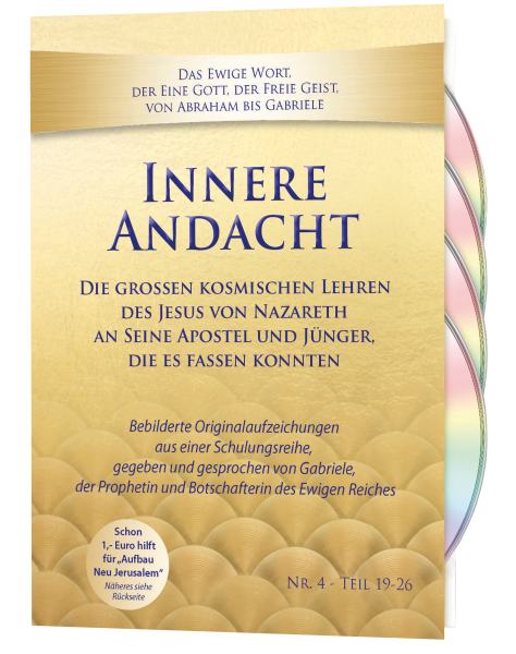 Innere Andacht Nr. 4 - DVD-Box