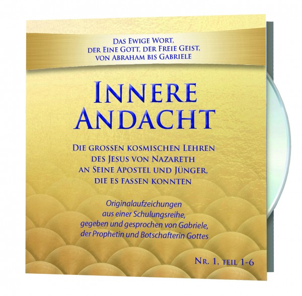 Hörbuch Innere Andacht Nr.1