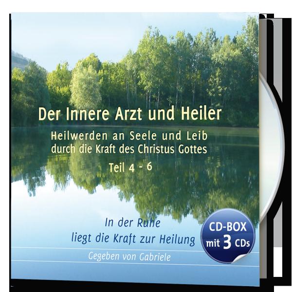 Der Innere Arzt und Heiler. CD-Box Nr. 2: Teil 4-6