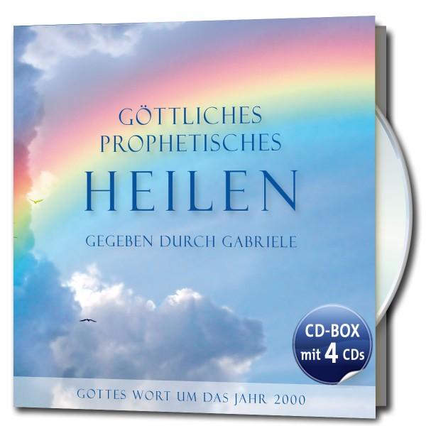 Göttliches Prophetisches Heilen. Nr. 1
