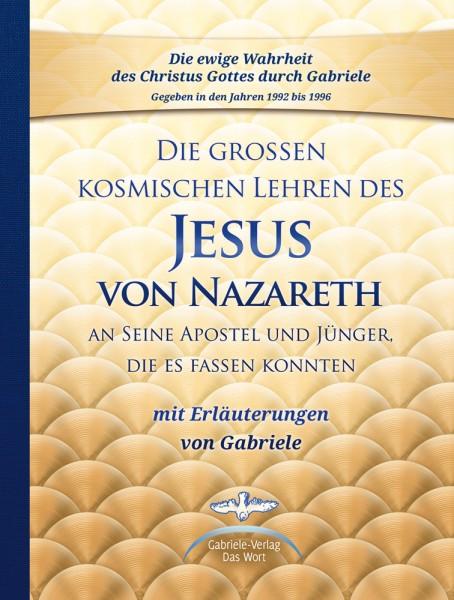 eBook - Die grossen kosmischen Lehren des Jesus von Nazareth
