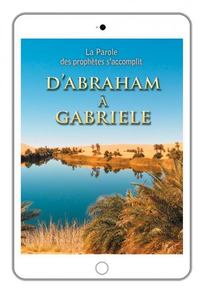 eBook - D'Abraham à Gabriele