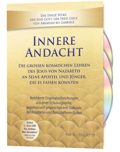 Innere Andacht Nr. 3 - DVD-Box