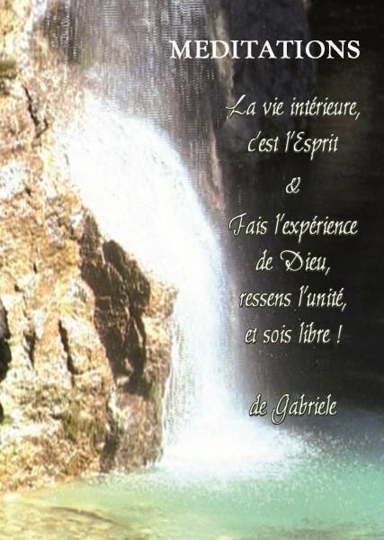 DVD La vie intérieure, c'est l'Esprit - Fais l'expérience de Dieu, ressens l'unité et sois libre !