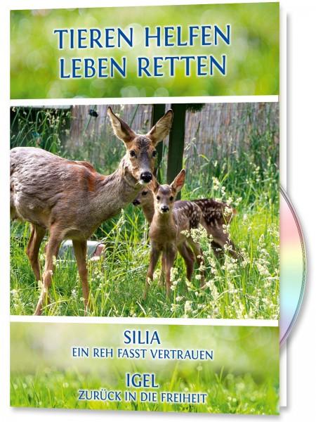 Tieren Helfen - Leben Retten. Silia & Igel