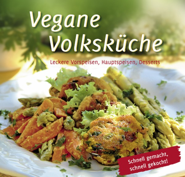 eBook - Vegane Volksküche