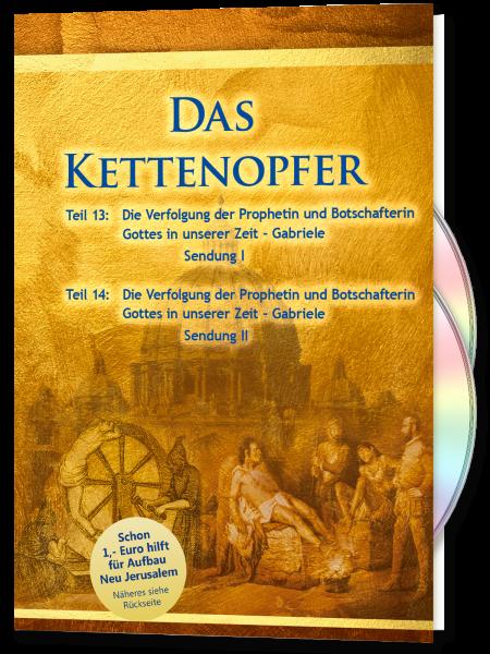 Das Kettenopfer DVD 13+14