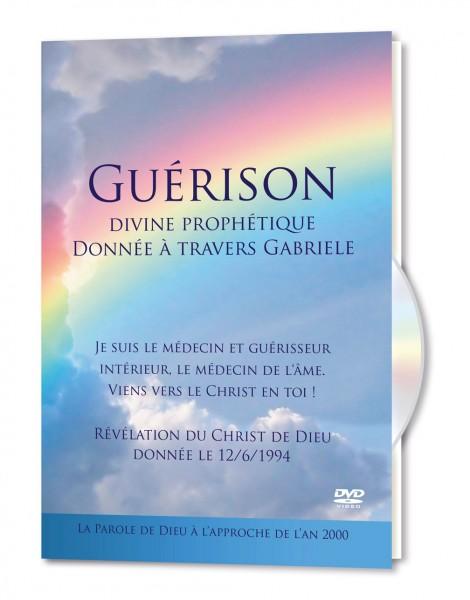DVD Je suis le médecin et guérisseur intérieur, le médecin de l'âme. Viens vers le Christ en toi !