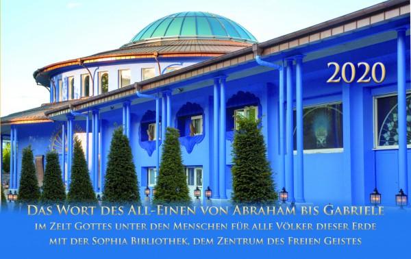 Kalender 2020 Sophia Bibliothek