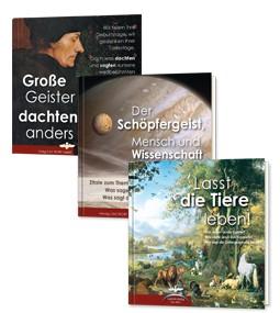 Angebot 3 Zitatenbücher