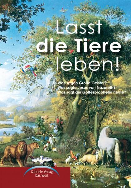 eBook - Lasst die Tiere leben!