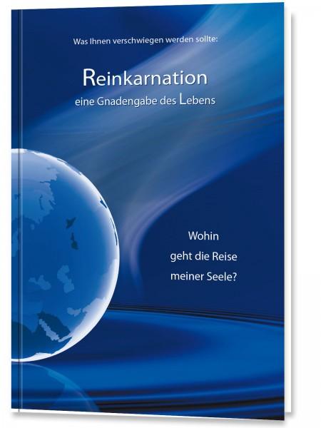 eBook - Reinkarnation - Eine Gnadengabe des Leben