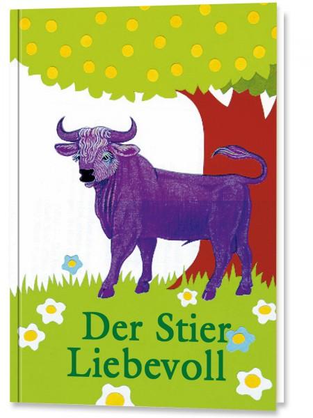 Der Stier Liebevoll
