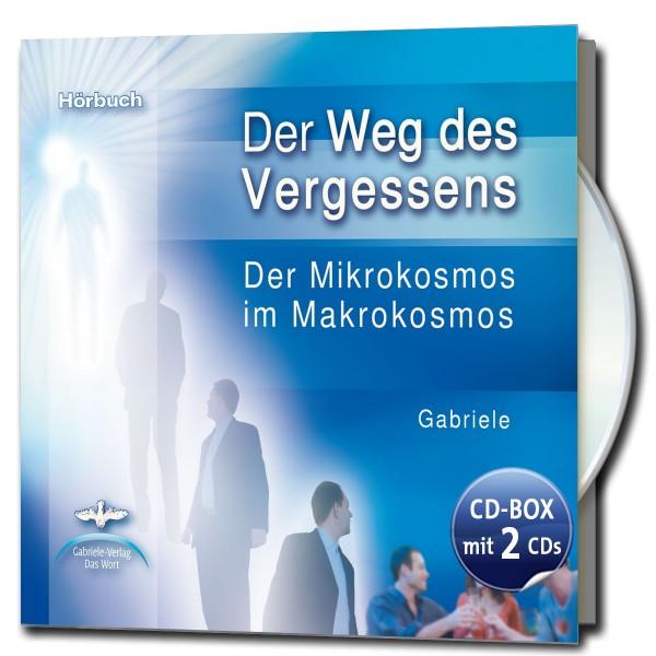 Der Weg des Vergessens - Der Mikrokosmos im Makrokosmos - Hörbuch