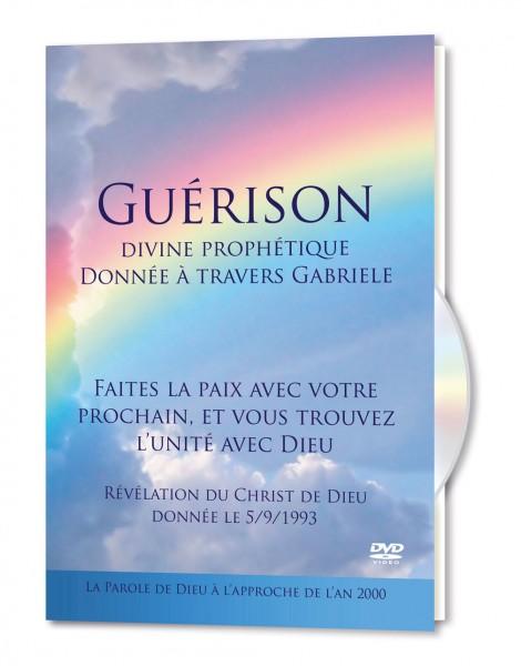 DVD Faites la paix avec votre prochain et vous trouvez l'unité avec Dieu.