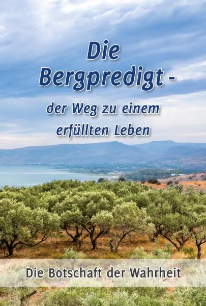eBook - Die Bergpredigt