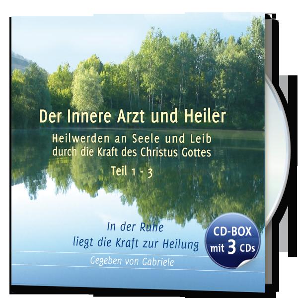 Der Innere Arzt und Heiler. CD-Box Nr.1: Teil 1-3